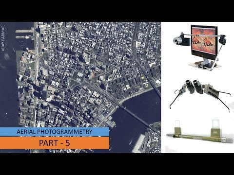 Lecture 26 | AERIAL PHOTOGRAMMETRY - हिंदी | PART 5
