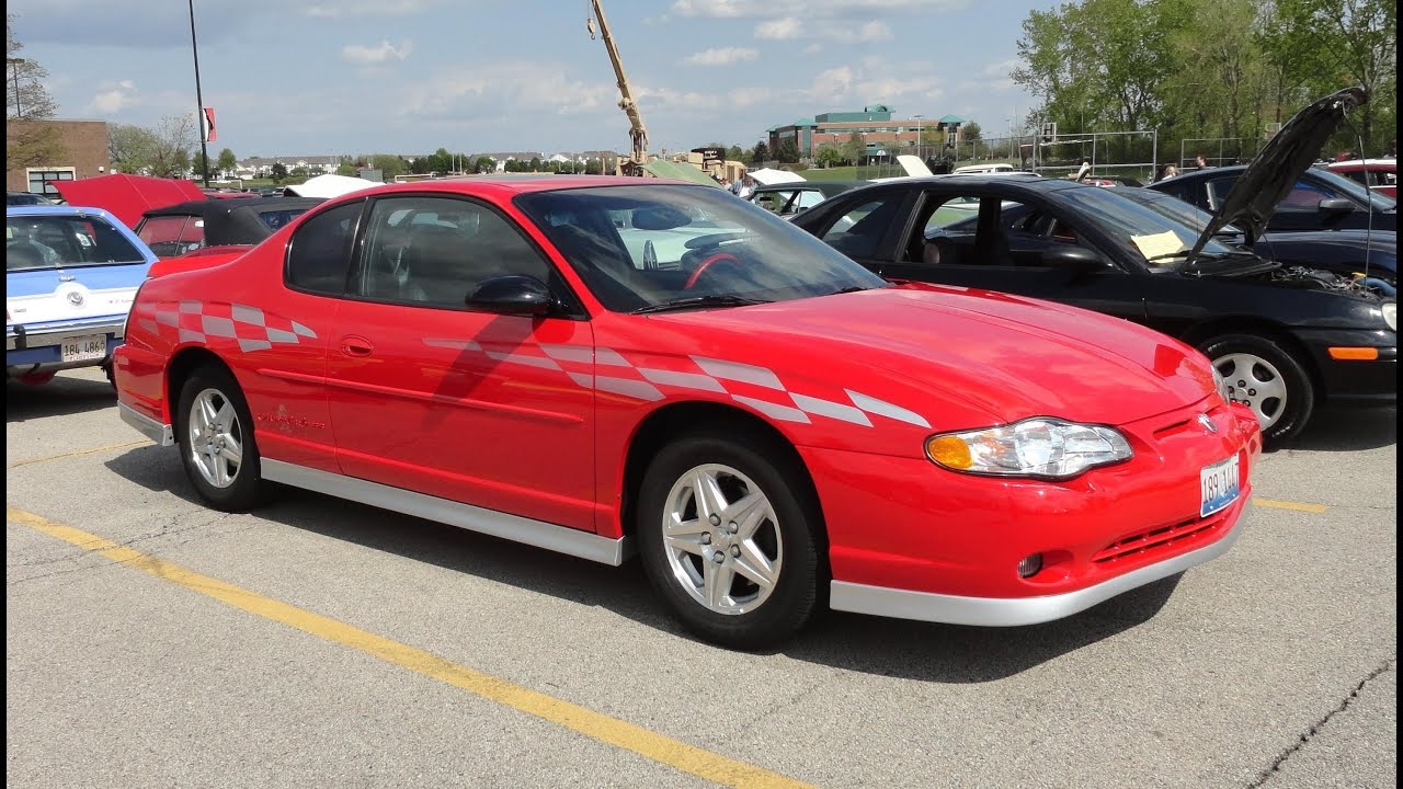 2000 Chevrolet Chevy Monte Carlo Pace Car Edition - My Car Story with Lou  Costabile