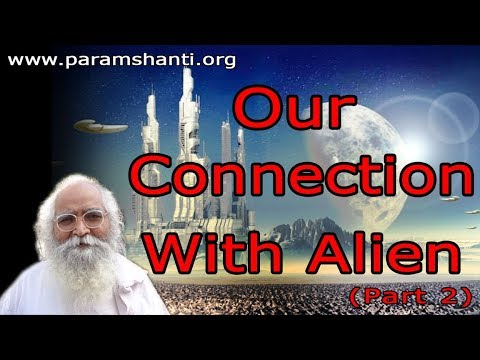 Our alien connection part 2 by bapuji