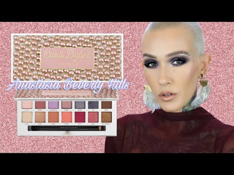 Carli Bybel X Anastasia Beverly Hills: 2 Looks & Overview thumbnail