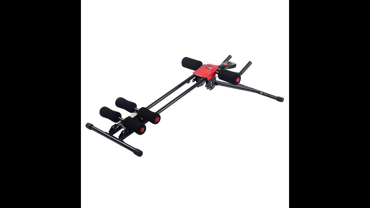 c18f51feeb Costway Ab Power Abdominal Trainer 5 Minute Shaper Fitness Core Toner