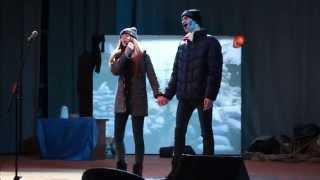 Вистава «Ромео та Джульєтта на Майдані» | Волинські Новини