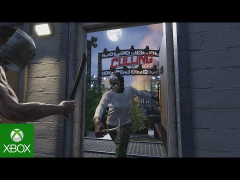 The Culling Launch Trailer Xbox One Game Preview