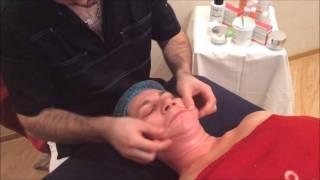 Скульптурно буккальный массаж лица: обучение, видео, отзывы