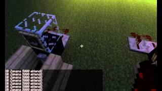Minecraft zaman makinesi yapımı