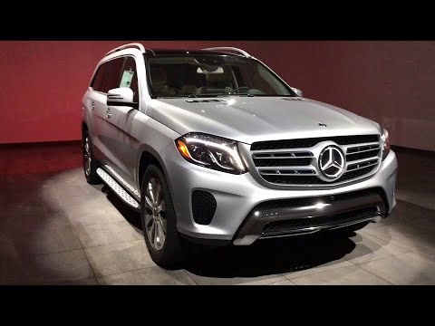 2019 Mercedes-Benz GLS Walk-Around Rockville Centre, Nassau, Long Island, New York, Queens, NY KB230