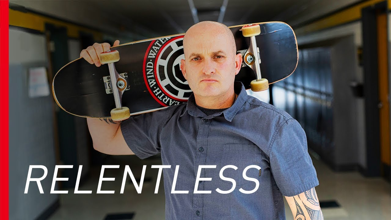 Relentless Principal Uses UFC & Skateboards to Save a Failing School