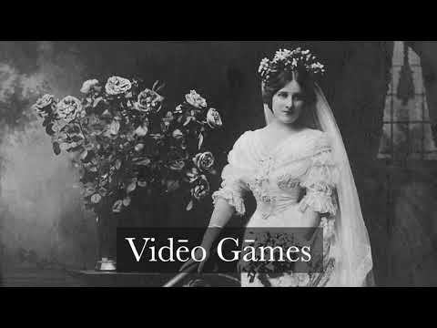 Video Games — Lana Del Rey Instrumental Cover (Wedding Harp Version)