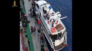 Sbarchi per ricchi su yacht, fermati 3 scafisti
