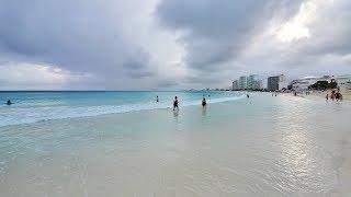 3 2 Канкун бескрайние пляжи и ночная жизнь курорта