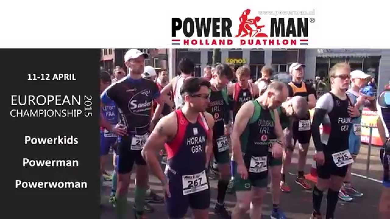 Powerman 12 april 2015 promotiespot