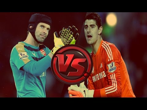 Thibaut Courtois VS Petr Cech - Who's Better?