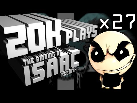 Binding of Isaac Rebirth x27 (Boomlue Baby!)