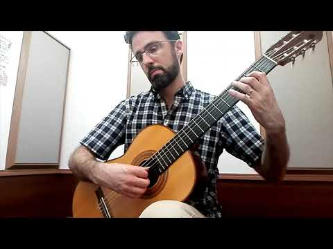 Beginning Classical Guitar: Sor Study No. 3 (Op. 60)