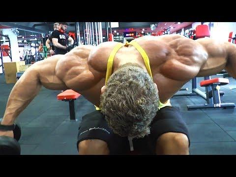 COMPLETE BOULDER SHOULDER WORKOUT @ Dutch Mecca of Bodybuilding
