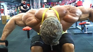 COMPLETE BOULDER SHOULDER WORKOUT @ Dutch Mecca of Bodybuilding