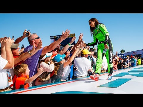 Danica Patrick finishes NASCAR career at Daytona 500 | ESPN