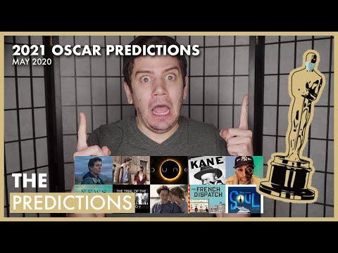 2021 OSCAR PREDICTIONS - MAY 2020