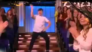 Andy and Amy's Haunted Ship Adventure on The Ellen Degeneres Show 2013