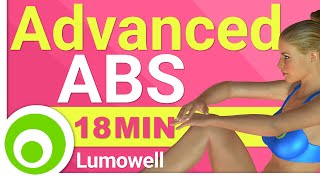 17 Minute Advanced Abs Workout to get a Six Pack