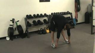 Squat to Stand 2