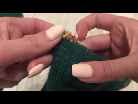 Пятка подкова для мужских носков