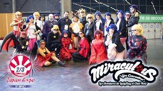 "MIRACULOUS ""Live Convention"" - Ep04 - Japan Expo 19e Impact (2/3) thumbnail"