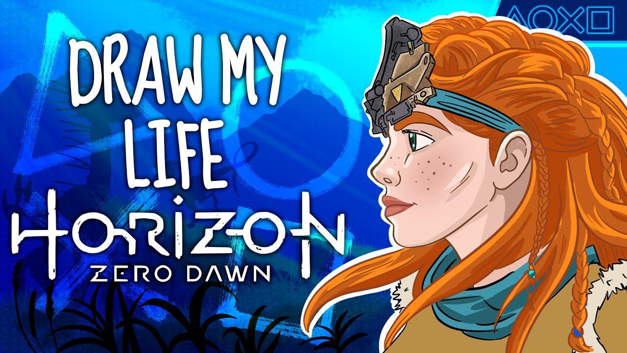 ALOY: Draw My Life - Horizon Zero Dawn EXPLICADO | PlayStation España