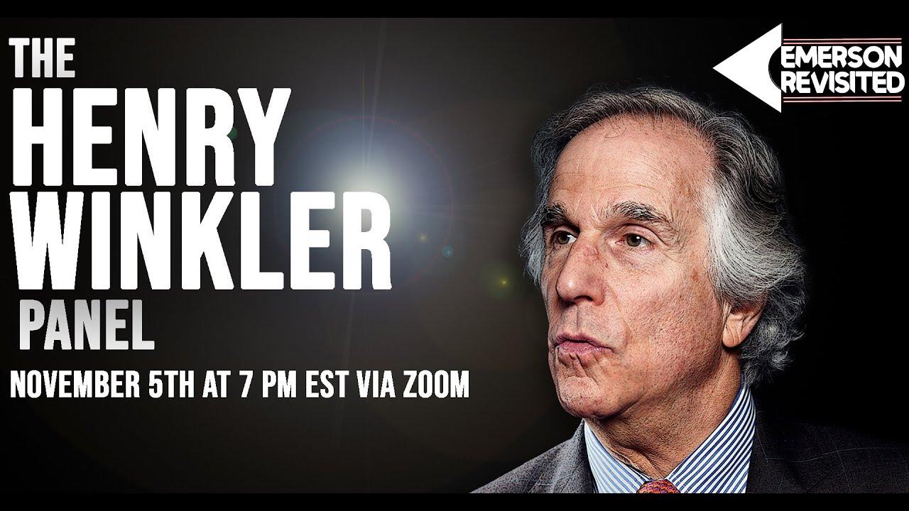 EIV Presents: The Henry Winkler Panel