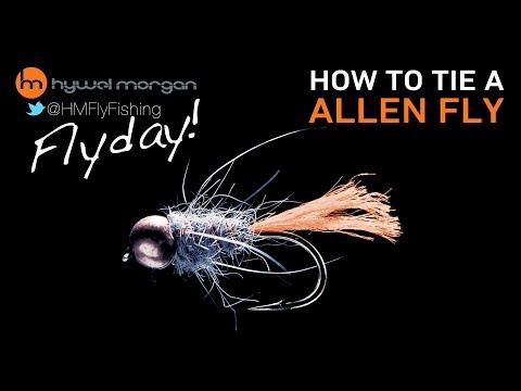 Allen Fly Fly Pattern - FlyDay 11