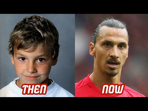 Zlatan Ibrahimovic Transformation Then And Now (Face & Nose Surgery & Hairstyle)