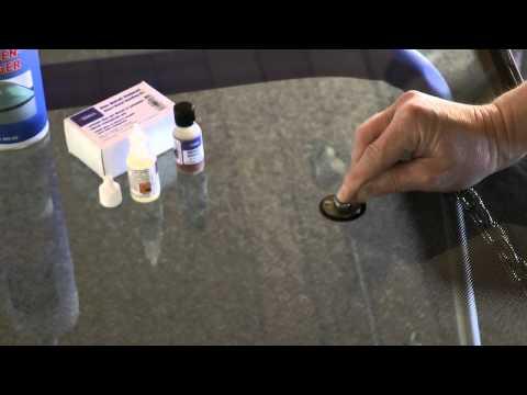 видео: gmk 300 proglass Набор для склейки стекла и металла
