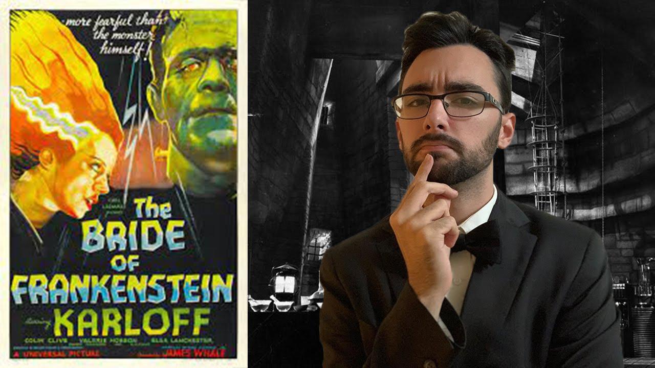 Download The Bride of Frankenstein (1935) Movie Review- Colby's Nerd Talks