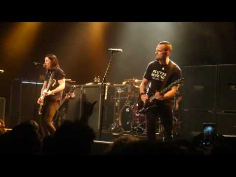 Alter Bridge - Addicted to Pain, Auckland Powerstation 2017