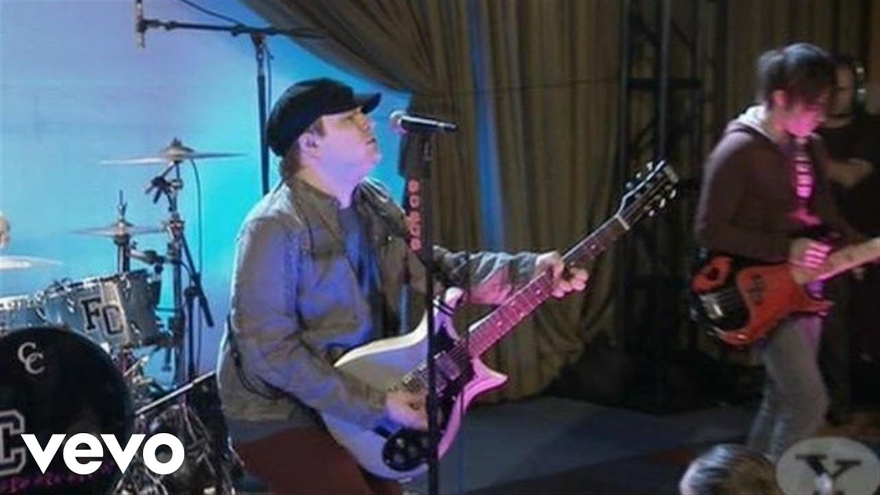 Fall Out Boy - Sugar, We're Goin Down (Live Sets On Yahoo! Music)