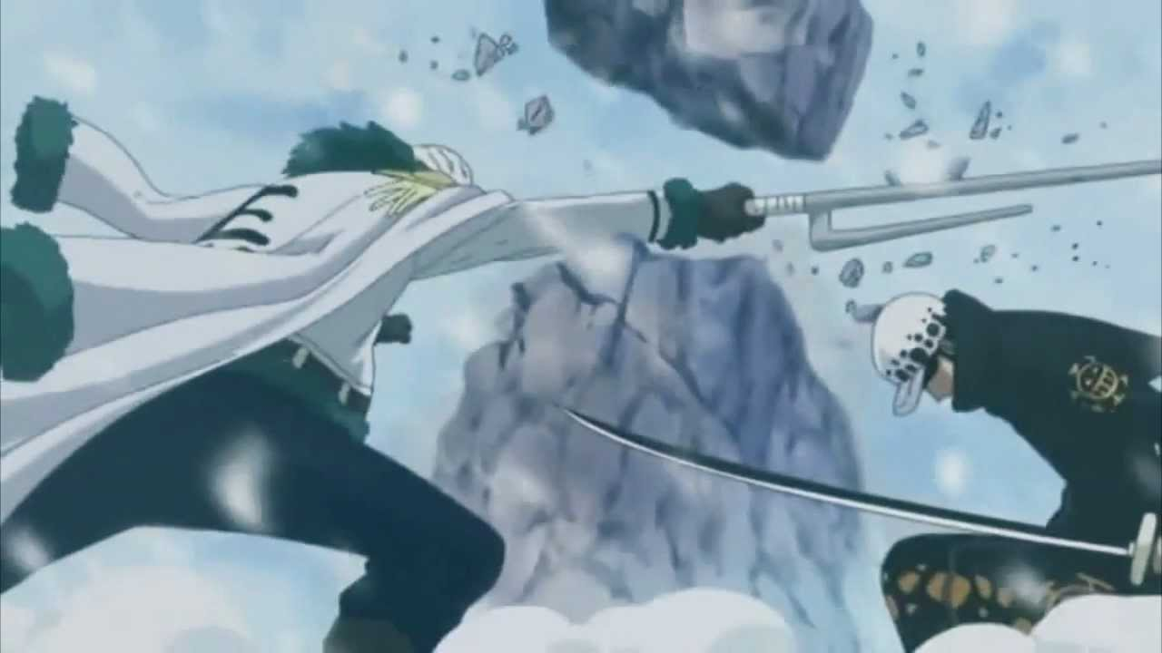 Trafalgar Law Vs Smoker Full Fight - One Piece Eng Sub ( Punk ...