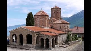 Монастырь Святого Наума : Македония