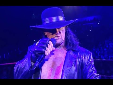 WWE BREAKING NEWS ON THE UNDERTAKER 2018 WWE FUTURE! pro wrestling news