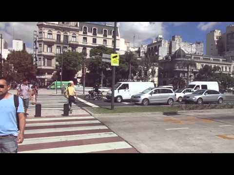 Buenos Aires: Widest road in the world
