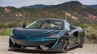 McLaren 570GT - The everyday supercar