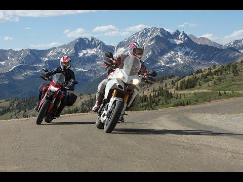 Ducati Backyard Adventures - Episode 4 - Denver, CO - Ducati Backyard Adventures - Episode 4 - Denver, CO - YouTube