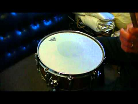 how to make a stave drum