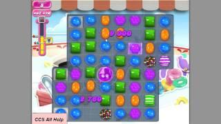 Candy Crush Saga Level 607 3*