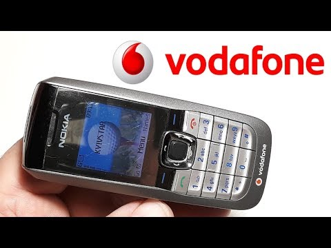 Nokia 2610 разлочка и отвязка от Vodafone