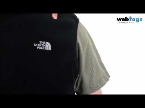 The North Face Men's Genesis Fleece Vest – Lightweight, warm, cold weather fleece vest.