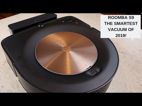iROBOT ROOMBA S9 REVIEW! THE SMARTEST VACUUM YOU CAN BUY IN 2019!!