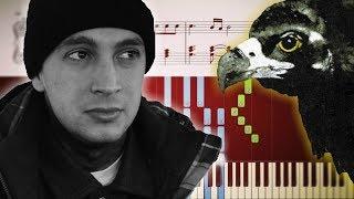 BANDITO (Twenty One Pilots) - Piano Tutorial SHEETS