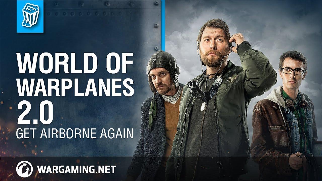 World of Warplanes 2.0. Get airborne again