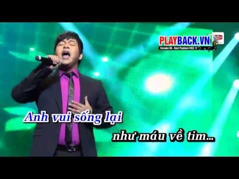 [Karaoke VIP] Về Quê Ngoại - Quang Lê Playback.vn