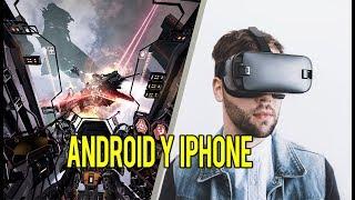 Los 8 Mejores juegos de Realidad Virtual para iPhone y Android